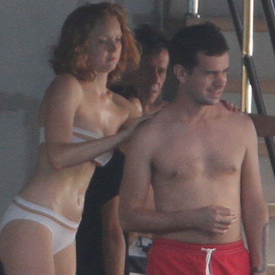Is Lily Cole Dating Twitter Founder Jack Dorsey?