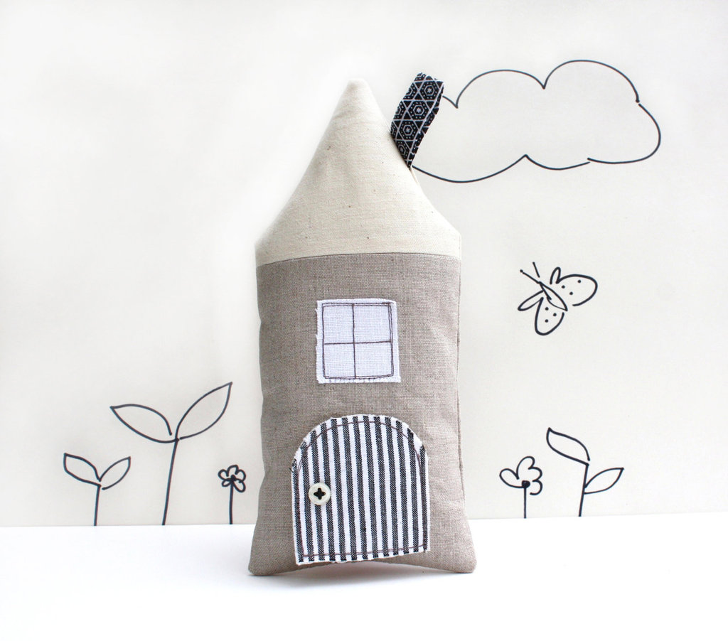 Cottage Tooth Fairy Pillow