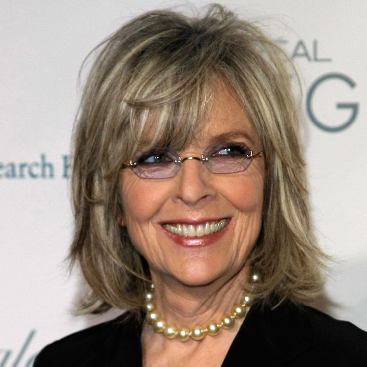 Diane Keaton earned a 3.7 million dollar salary - leaving the net worth at 32 million in 2018