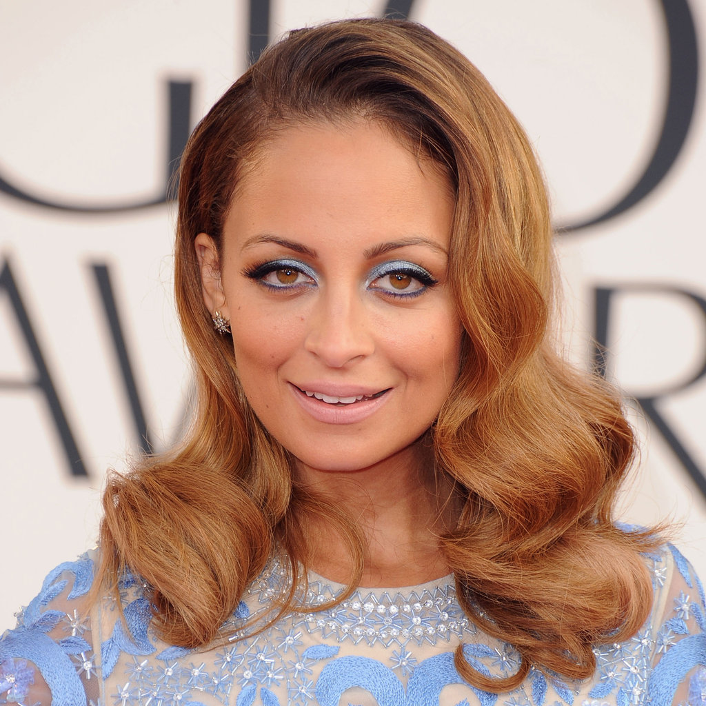 Nicole Richie | Golden Globes Makeup 2013