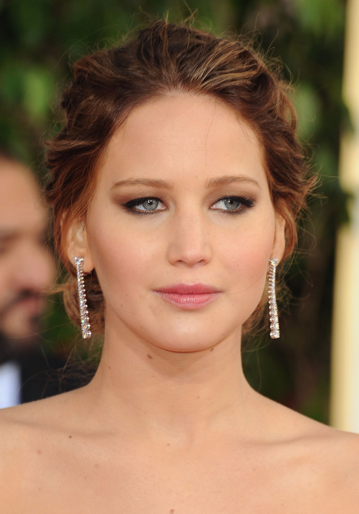 Celebrity Beauty Trends From the 2013 Golden Globe Awards ...