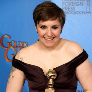 Lena Dunham Quotes Golden Globe Awards