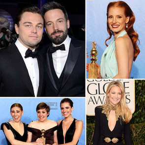 Red Carpet Highlights From the Golden Globe Awards 2013
