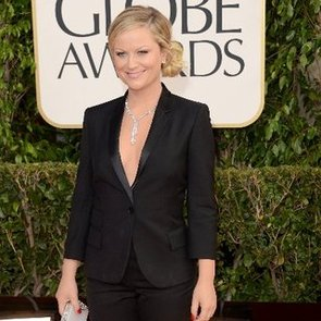 Amy Poehler Pictures at 2013 Golden Globes