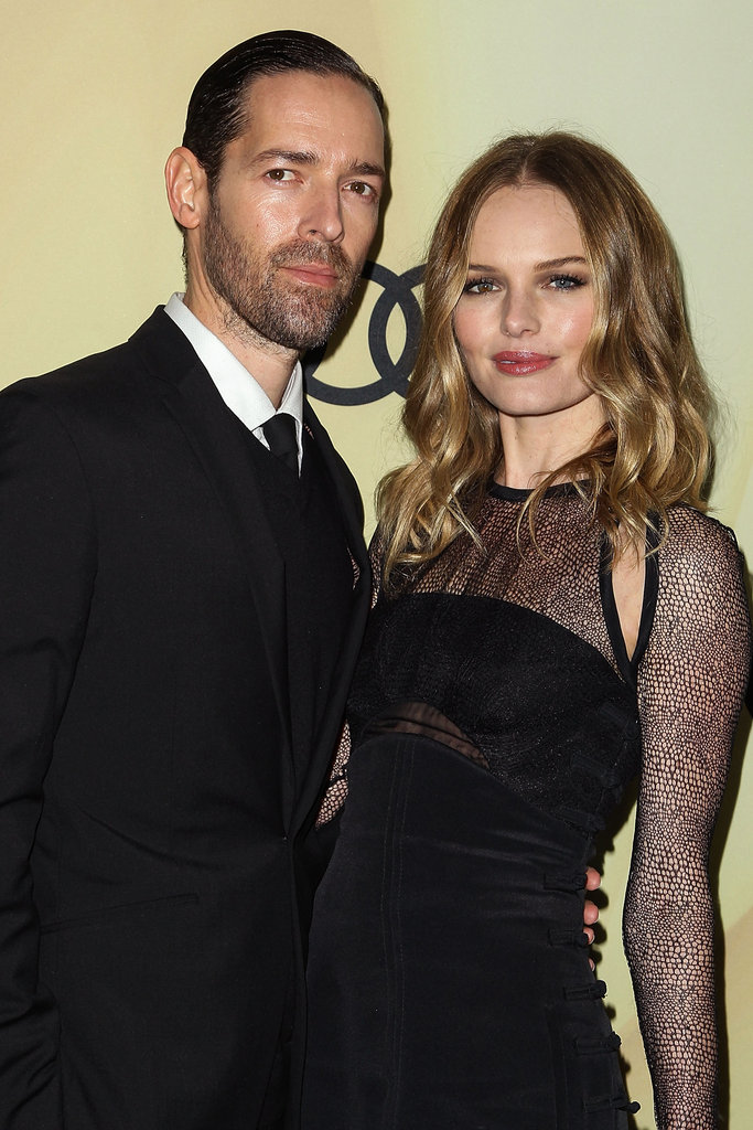Kate Bosworth and Naomi Watts Kick Off Awards Season With Their Men