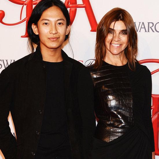 Alexander Wang Carine Roitfeld Balenciaga Stylist Rumor