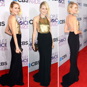 Naomi Watts at People's Choice Awards 2013