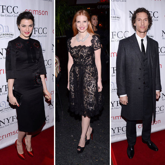 2013 New York Film Critics Circle Awards Celebrity Pictures