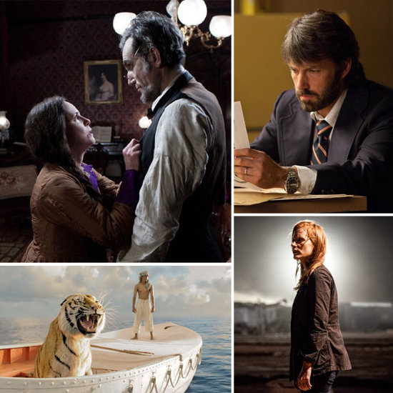 Oscar Breakdown: See What Each Movie Is Nominated For