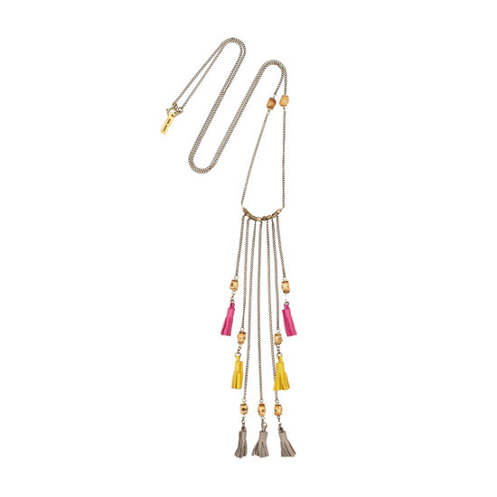 Necklace, approx. $204, Isabel Marant at Net-a-Porter