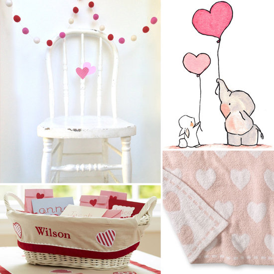 Heart-Shaped Decor Your Lil One Will Fall in Love With!