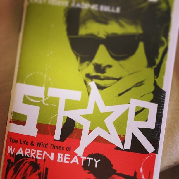 We can't wait to get into this Warren Beatty bio!