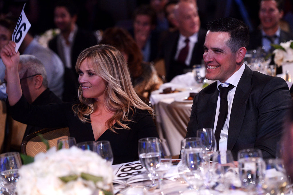 Reese, Leo, Julia and Famous Friends Help Haiti at Sean Penn's Gala