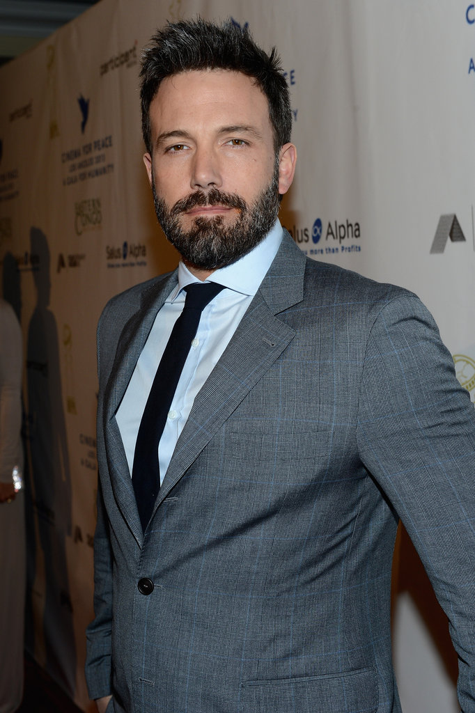 Ben Affleck Gets Honoured With Support From Pregnant Kristen Bell