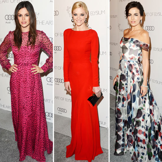 Celebrity Style from the 6th Annual Art of Elysium Gala