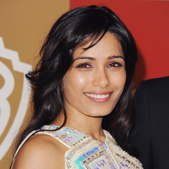 Freida Pinto | Golden Globes Makeup 2013