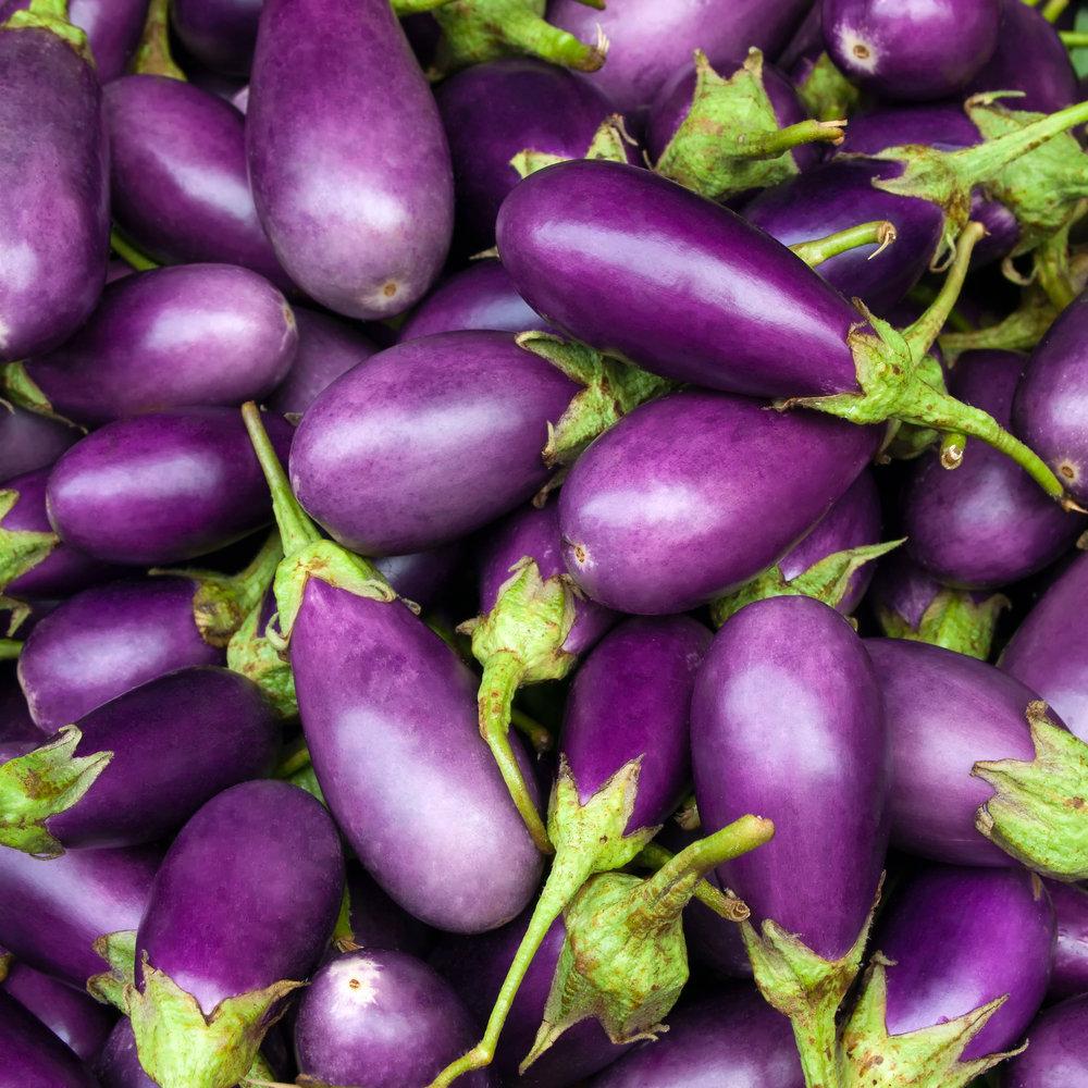 The Fall Food: Eggplant
