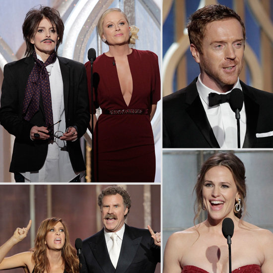 10 Moments That Made the Golden Globes Worth Watching