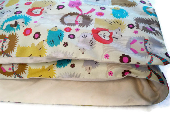 Hedgehogs Duvet