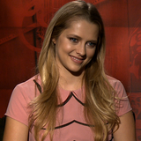 Teresa Palmer Interview For Warm Bodies