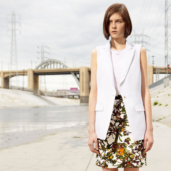 Club Monaco's Latest Look Book Looks to the Sunny West Coast
