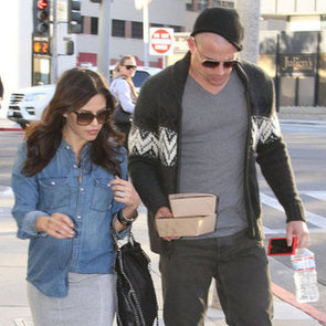 Channing Tatum and Jenna Dewan Get Lunch | Pictures