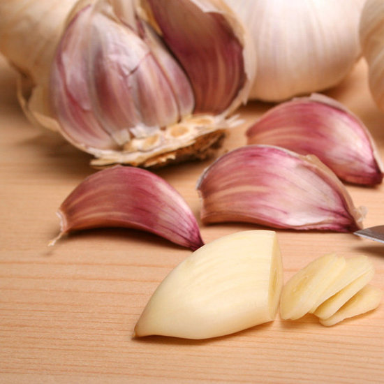 Garlic Helps Fight Colds