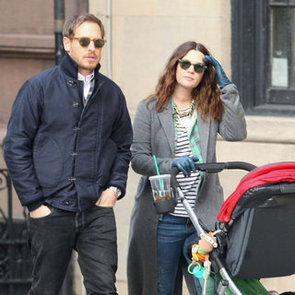 Drew Barrymore, Will Kopelman, and Olive in NYC | Pictures