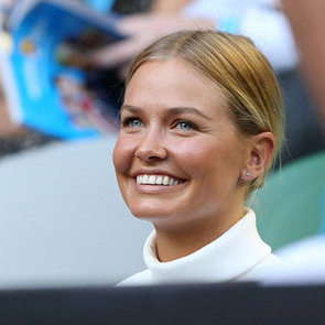 Celebrity Pictures at Australian Open 2013