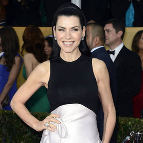 Julianna Margulies at the SAG Awards 2013 | Pictures