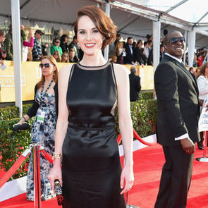 Michelle Dockery Pictures at 2013 SAG Awards
