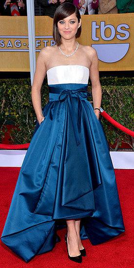 Marion Cotillard(2013 SAG Awards)