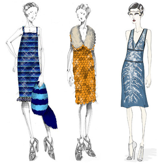 Miuccia Prada Designed Dresses For The Great Gatsby