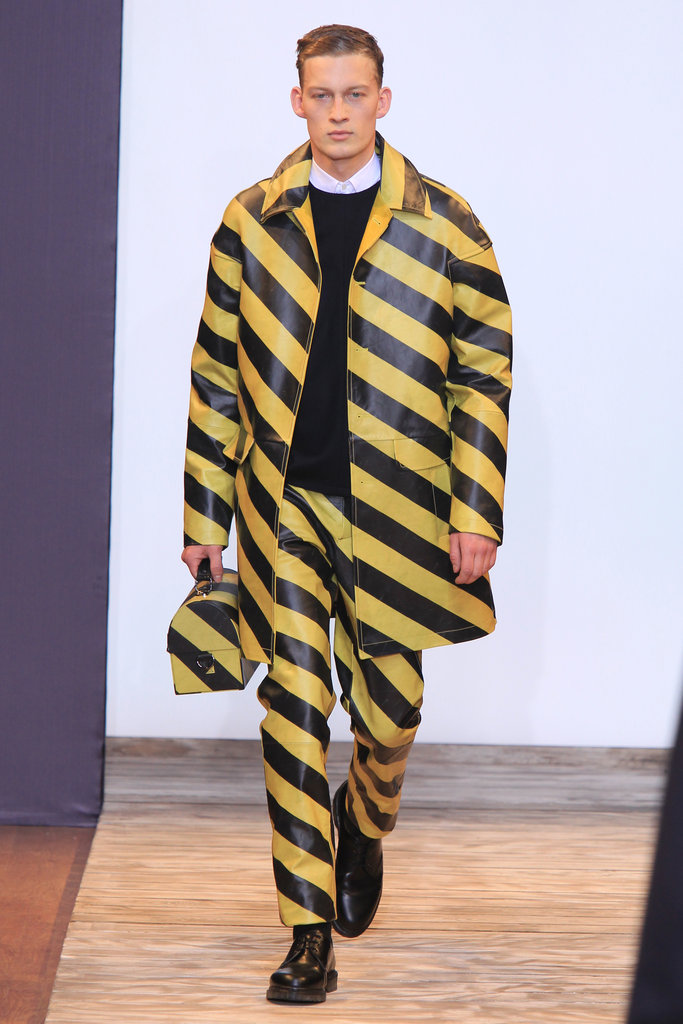 Christian Lacroix Homme Fall 2013