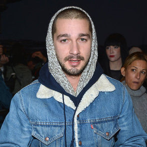 Pregnant Evan Rachel Wood and Shia LaBeouf at 2013 Sundance