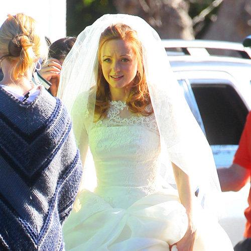 Glee Wedding Pictures