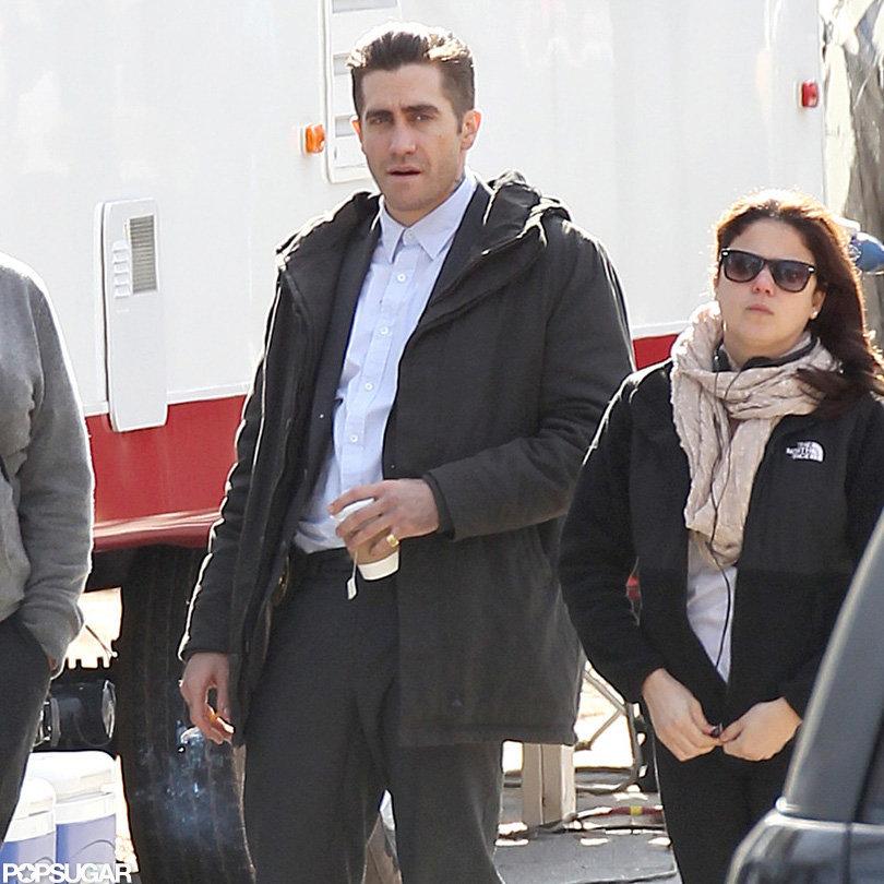 Jake Gyllenhaal and Hugh Jackman Team Up to Make a Movie