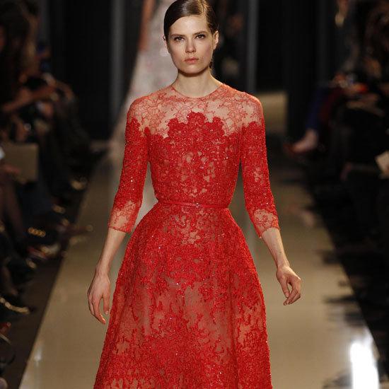 Elie Saab Couture Spring 2013 | Runway