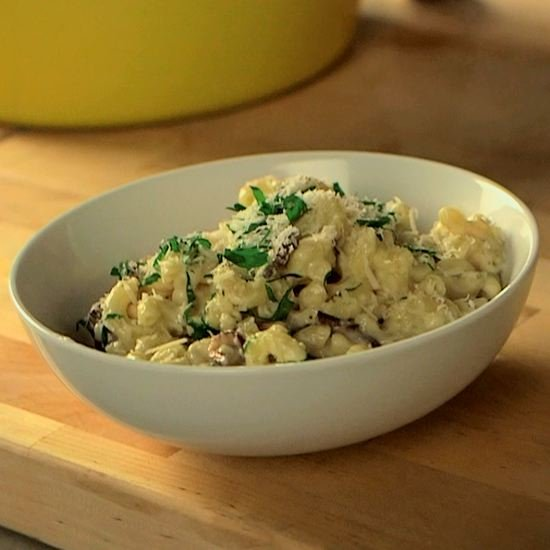 Truffle Macaroni and Cheese Recipe Video