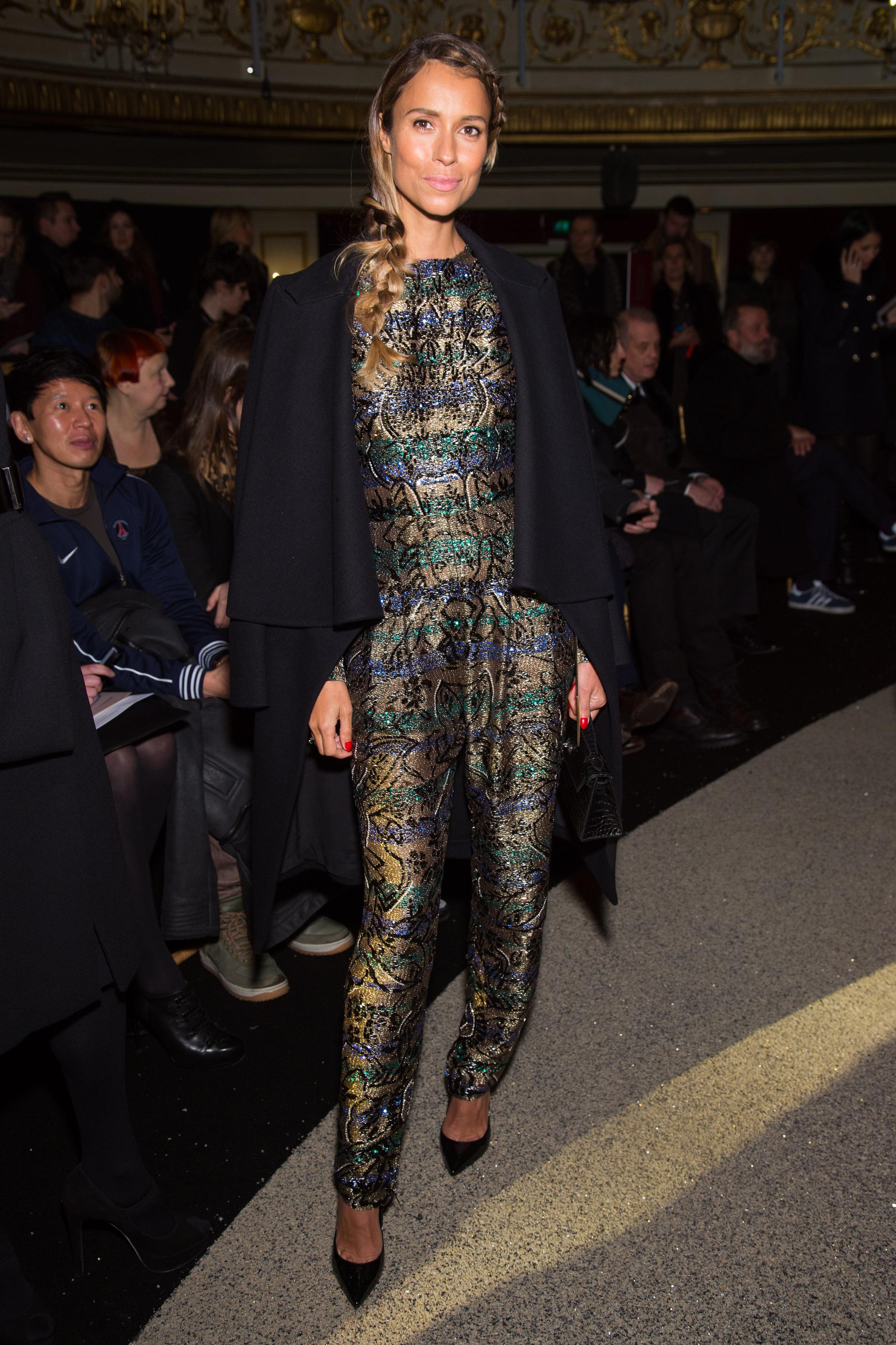 Aleksandra Melnichenko | This Weeks Best Dressed: Couture