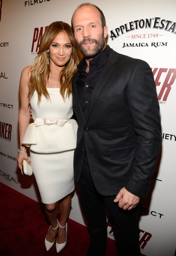 Jennifer Lopez at Parker Screening in NYC | Pictures ...