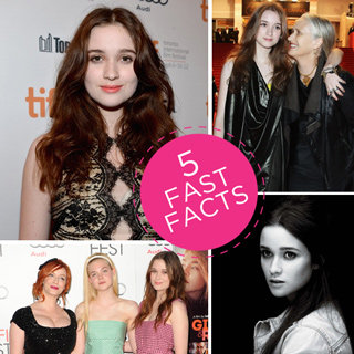 Who Is Alice Englert? Facts About Jane Campion's Daughter