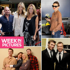 Celebrity Pictures: Jennifer Hawkins, Miranda Kerr and More