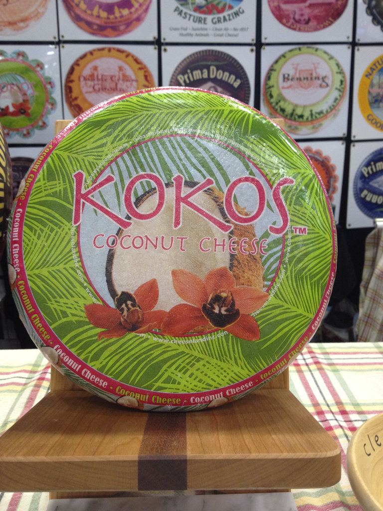 Coconut Cheese