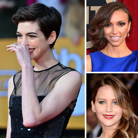 SAG Awards Beauty: See the Hottest Looks From the Red Carpet