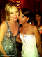 Kerry Washington found her Save the Last Dance costar Julia Stiles backstage at the SAG Awards. Source: Kerry Washington on WhoSay