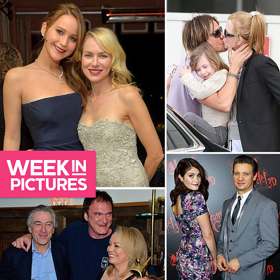 The Week in Pictures: Jennifer & Naomi, Nicole & Keith, Stars descend on Sydney and more!