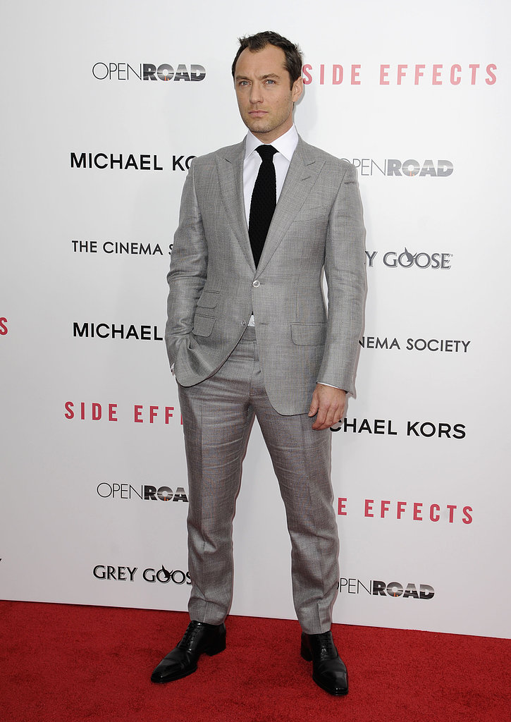 Jude Law wore Tom Ford.