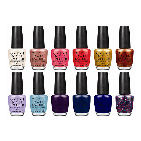 OPI Euro Centrale, $19.95 each