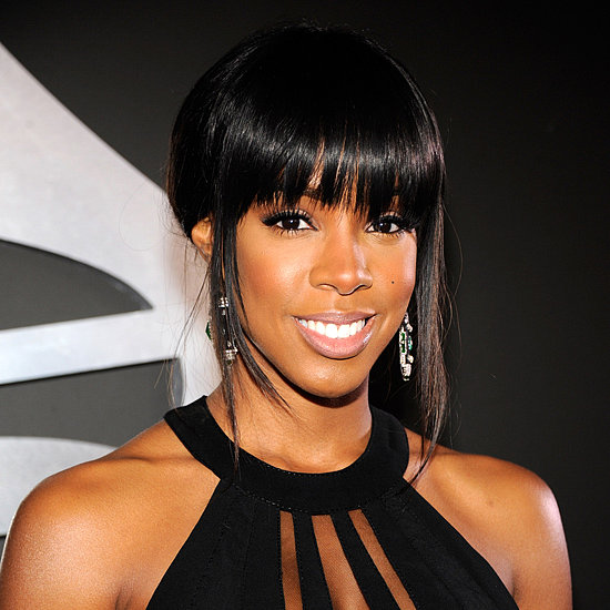 Kelly Rowland   Grammys 2013 Hair and Makeup